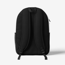 Load image into Gallery viewer, The Allah Goldenseal Backpack with Arabic Script