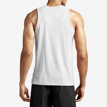 Load image into Gallery viewer, Allah Goldenseal Cotton Tank-Top with Arabic Script