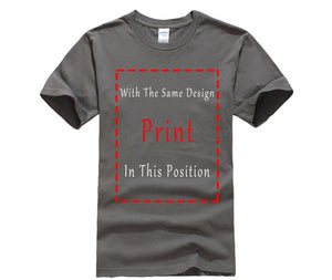 Hot Sale Novel Men's T Shirt 100% Cotton Tees Phiking Trendy Fashion Printed Turn Back to Allah Summer  Casual Tops