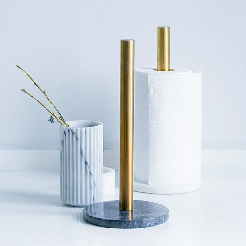 Marble Kitchen Tissue Holder