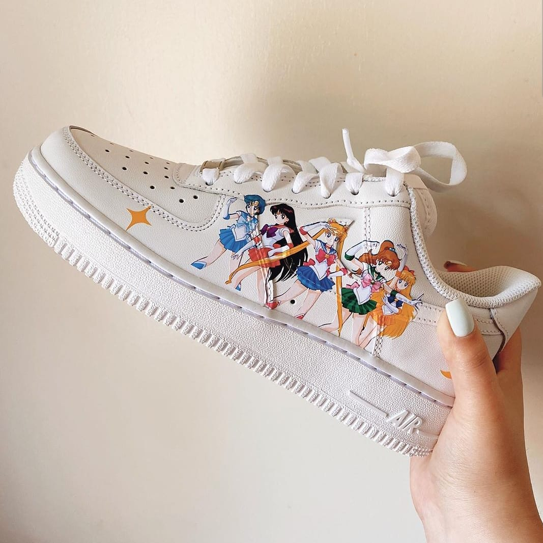 Sailor Moon Shoe