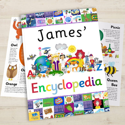 My Personalized Encyclopedia
