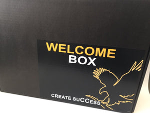 Create SuCCess Welcome Box