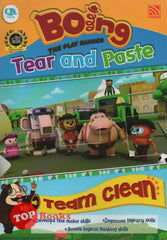 Boing The Player Ranger Tear and Paste - Team Clean