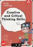 [Alston] Maths Challenge Creative and Critical Thinking Skills Age 12-13 Advance (6A)