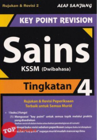 [Alaf Sanjung] Key Point Revision Sains Tingkatan 4 KSSM Dwibahasa (2021)