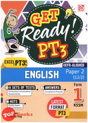 [Pelangi] Get Ready PT3 English Paper 2 Form 1 KSSM