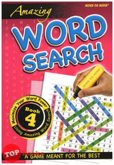 [Mind to Mind] Amazing Word Search Book 4
