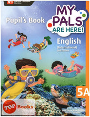[Marshall Cavendish] My Pals Are Here! Pupil's Book English (International) 2nd Edition 5A