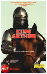 [Harfa Teks] Literature King Arthur Form 1