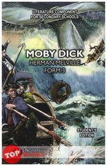 [IMS Teks] Literature Moby Dick Form 3