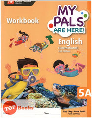[Marshall Cavendish] My Pals Are Here! Workbook English (International) 2nd Edition 5A