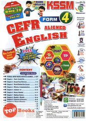 Riang Belajar 2020 KSSM CEFR Aligned English -Form 4