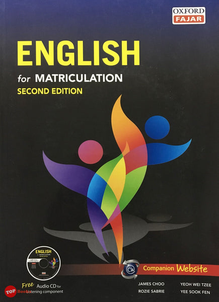 [Oxford Fajar] English for Matriculation Second Edition