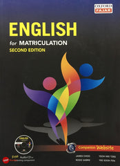 English For Matriculation Second Edition