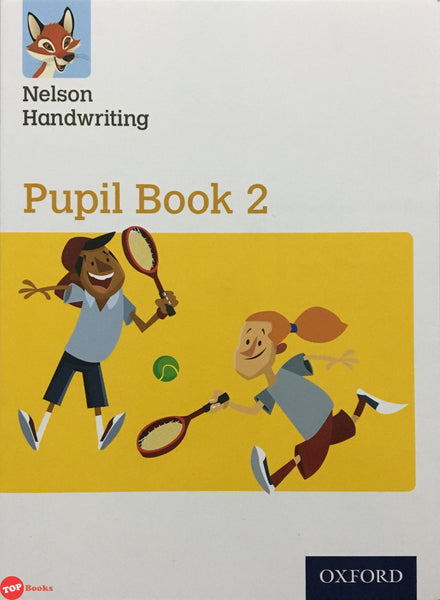 [Oxford Press] Nelson Handwriting Pupil Book 6