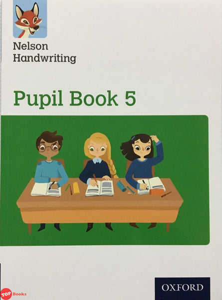 [Oxford Press] Nelson Handwriting Pupil Book 5