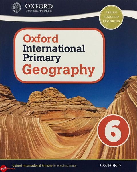 Oxford International Primary Geography 6