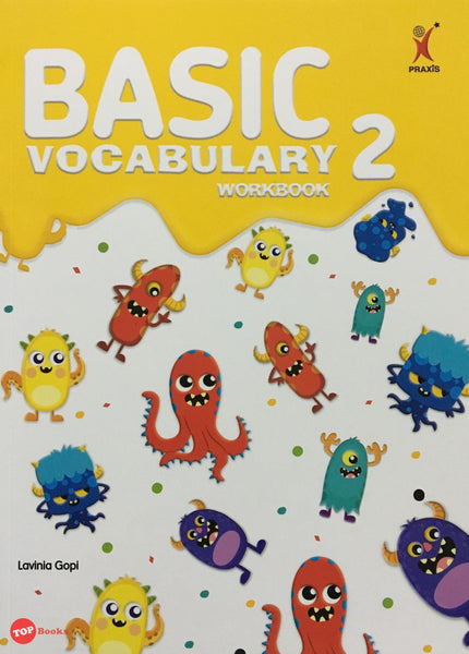 [Praxis] Basic Vocabulary Workbook 2