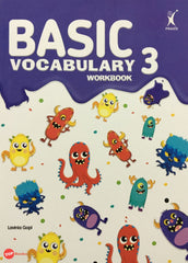 Basic Vocabulary Workbook 3