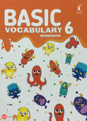 [Praxis] Basic Vocabulary Workbook 6