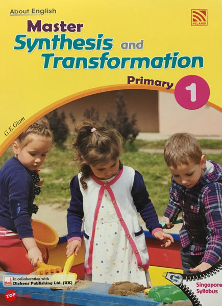 [Pelangi] Master Synthesis and Transformation Primary 1