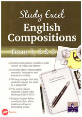[SAP] Study Excel English Compositions Form 1, 2 & 3