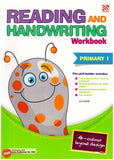 Reading and Handwriting Workbook Primary 1