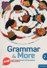 Grammar & More (New edition) Book 2