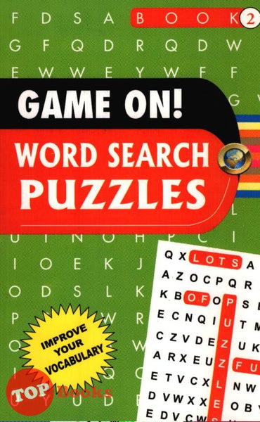 [MG] Game On! Word Search Puzzles Book 2 (2021)