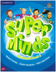 Super Mind Student's Book 1