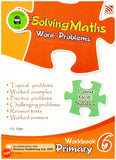 [Pelangi] Solving Maths Word Problems Workbook Primary 6