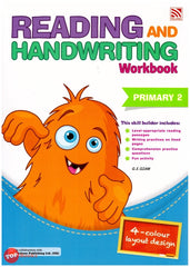 Reading and Handwriting Workbook Primary 2