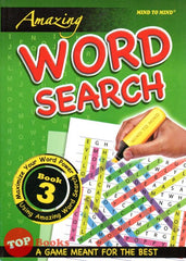Amazing Word Search Book 3  - 2020