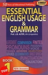 Essential English Usage & Grammar Book 1