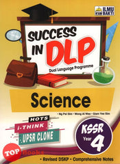 Success In DLP Science KSSR Year 4 -2020