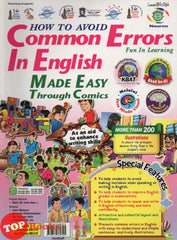 How To Avoid Common Errors In English Made Easy Through Comics -2019