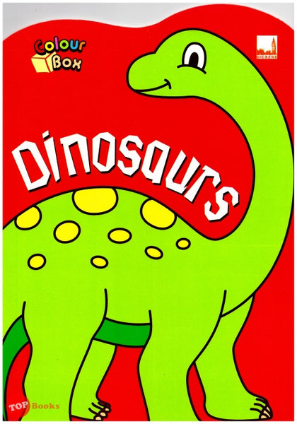 Colour Box : Dinosaurs