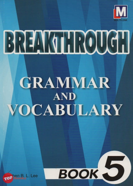 Breakthrough Grammar and Vocabulary Book 5