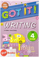 Got It ! Writing KSSR - Year 4 (Third Edition) -2020