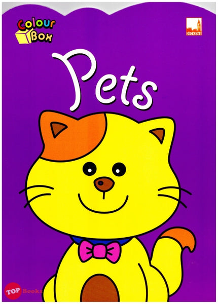 Colour Box : Pets
