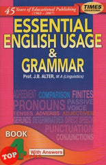 Essential English Usage & Grammar Book 4