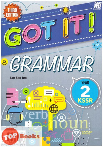 [2020 Edition] Got It! Grammar KSSR - Year 2 (Third Edition)
