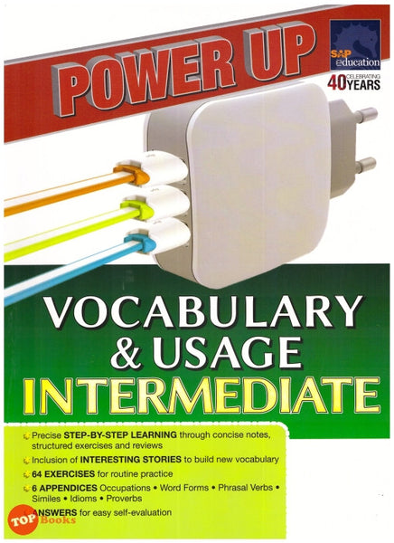 Power Up Vocabulary & Usage Intermediate