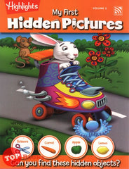 [Pelangi Kids] Highlights My First Hidden Pictures Volume 3