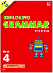 Exploring Grammar Step-By-Step Book 4