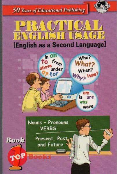 Practical English Usage Book 1