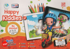 [Pelangi Kids] Happy Kiddies 2