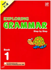 Exploring Grammar Step-by-Step Book 1