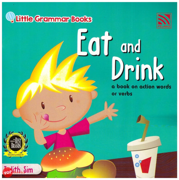 Little Grammar Books Eat and Drinks
